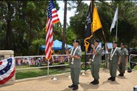 Floridians Honor Vietnam Veterans