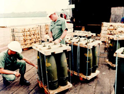 Coast Guard Explosive Loading Detachment