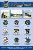 Coast Guard Patch Poster