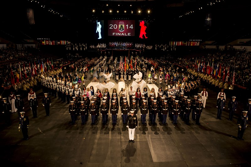 2014 Virginia International Tattoo Finale