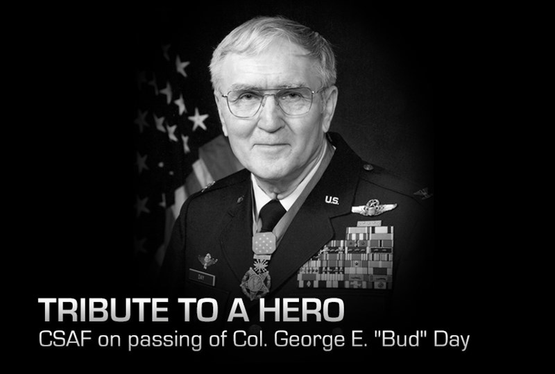 COL Bud Day Tribute to a Hero