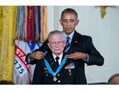 Obama Presents Medal of Honor to Vietnam Vet
