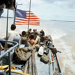 American, South Vietnamese and Australian Personnel