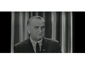 President Johnson's Remarks on Vietnam at Johns Hopkins University