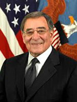 Secretary of Defense Leon E. Panetta during Memorial Day at The Wall 2012