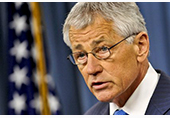 Secretary of Defense Hagel Profile