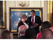 Specialist Leslie H. Sabo, Jr. Receives Medal of Honor