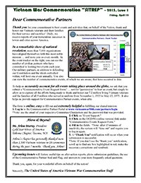 VWC SITREP 2015, Issue 1