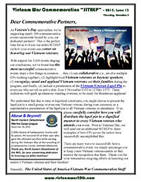 VWC SITREP 2015, Issue 13