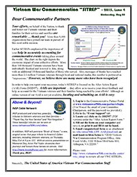 VWC SITREP 2015, Issue 4
