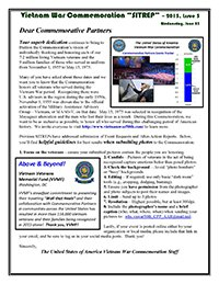 VWC SITREP 2015, Issue 5