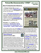 VWC SITREP 2016, Issue 3