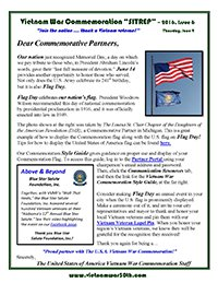 VWC SITREP 2015, Issue 6