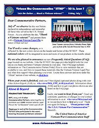 VWC SITREP 2015, Issue 7