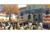 USAA's 2012 Veterans Day Ceremony