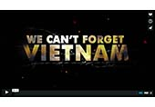 We Cant Forget: Vietnam