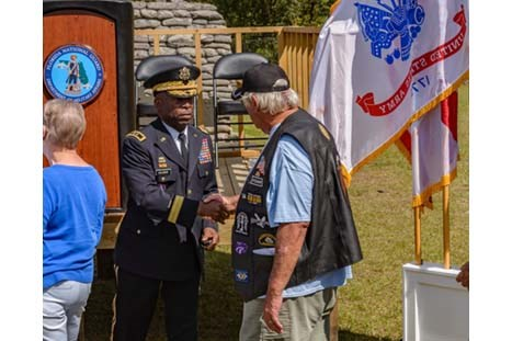 Camp Blanding JTC Welcomes Home Vietnam Veterans