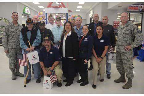 Dyess AFB Recognizes Vietnam Veterans