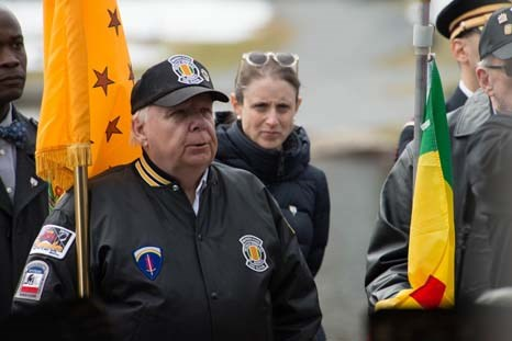 MA National Guard Helps Honor Vietnam Veterans