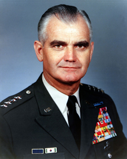 General William C Westmoreland