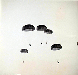 Parachute Training Drop