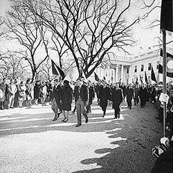 President Kennedy Funeral_Procession