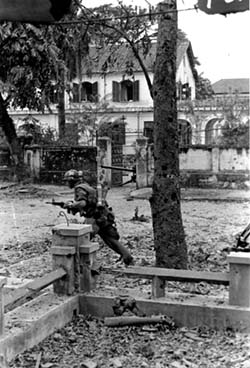 Street Fighting in Hue