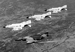 U.S. Air Force Phantoms