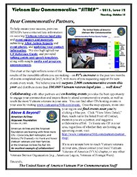 VWC SITREP 2015, Issue 12