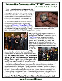 VWC SITREP 2015, Issue 14