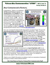 VWC SITREP 2015, Issue 15
