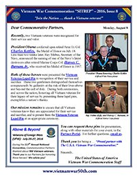 VWC SITREP 2015, Issue 8