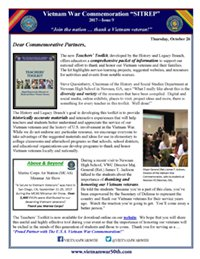 VWC SITREP 2017, Issue 9